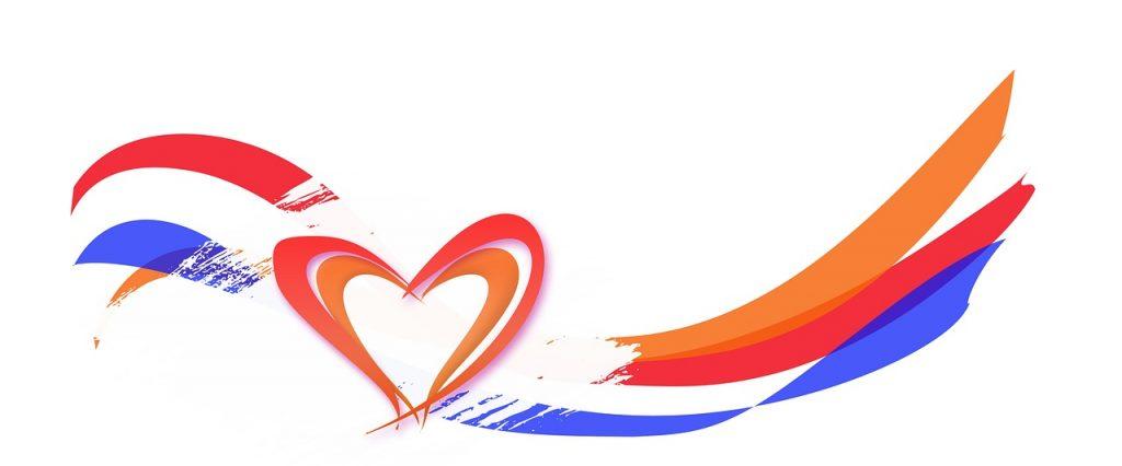 Nederlandse kleuren koningsspelen